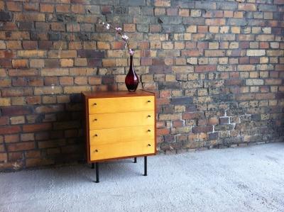 ddr kommode im midcentury stil rapuze m bel. Black Bedroom Furniture Sets. Home Design Ideas