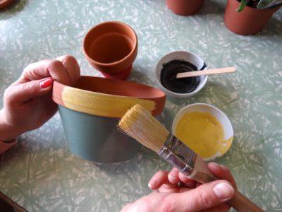 Die Farben von Miss Mustard Seed Milk Paint gibt es in 24 verschiedenen Tönen