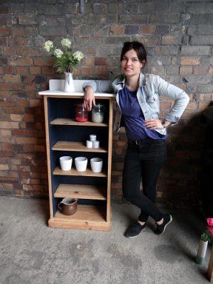 Zu Deinem selbst gestaelteten Möbel wirst ein ganz anderes Verhältnis haben als zu einem gekauften Möbel