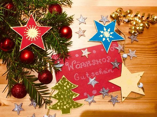 Zueinen Workshop Gutschein verschenken Weihnachten