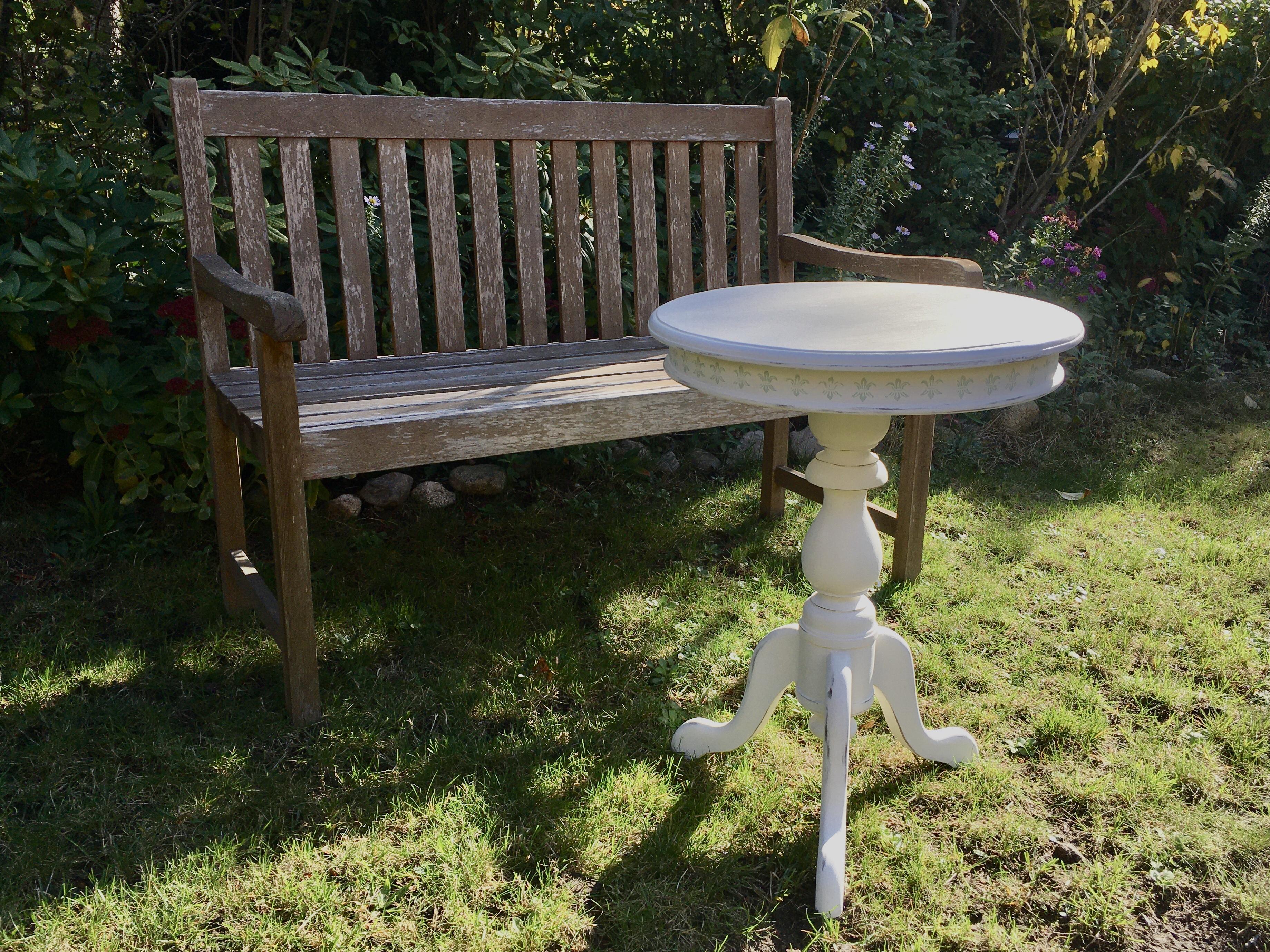 Kleiner Gründerzeit Tisch